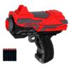 Action Gun Toys with 6 pcs darts for kids, handgun for target shooting game