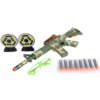 Air Long Dart Gun Toy for Kids Size: 43 cm