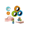 Magical Magnetic Finger Rings Spinning Toy