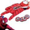 Spiderman disc launcher