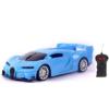 Remote car toys for kids 2 function remote car can go forward backward racing sports car