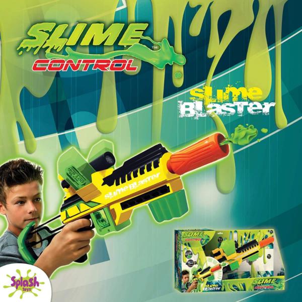 Funskool SLIME CONTROL SLIME BLASTER GUN FOR KIDS Guns & Darts